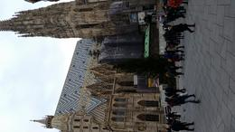 I was lucky enough to hear the bells of St Stephen's Cathedral. , John B - January 2017