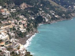 along the Amalfi coast. Lots of windy road. Each turn was another view , Louis B - February 2017