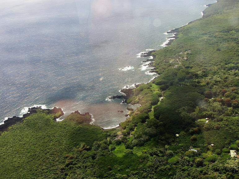 East Maui 45-minute Helicopter Tour over Haleakala Crater