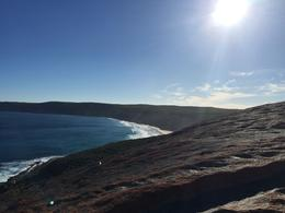 View from the Remarkable Rocks. Kangaroo Island , Kathy - July 2017