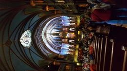 Basilica cathedral where the tour started , Richard L - October 2017