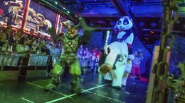 Robot Cabaret Show in Shinjuku area of Tokyo - 2 , Nikkiday - October 2017
