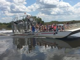 Airboat Tour , Andre K - June 2016