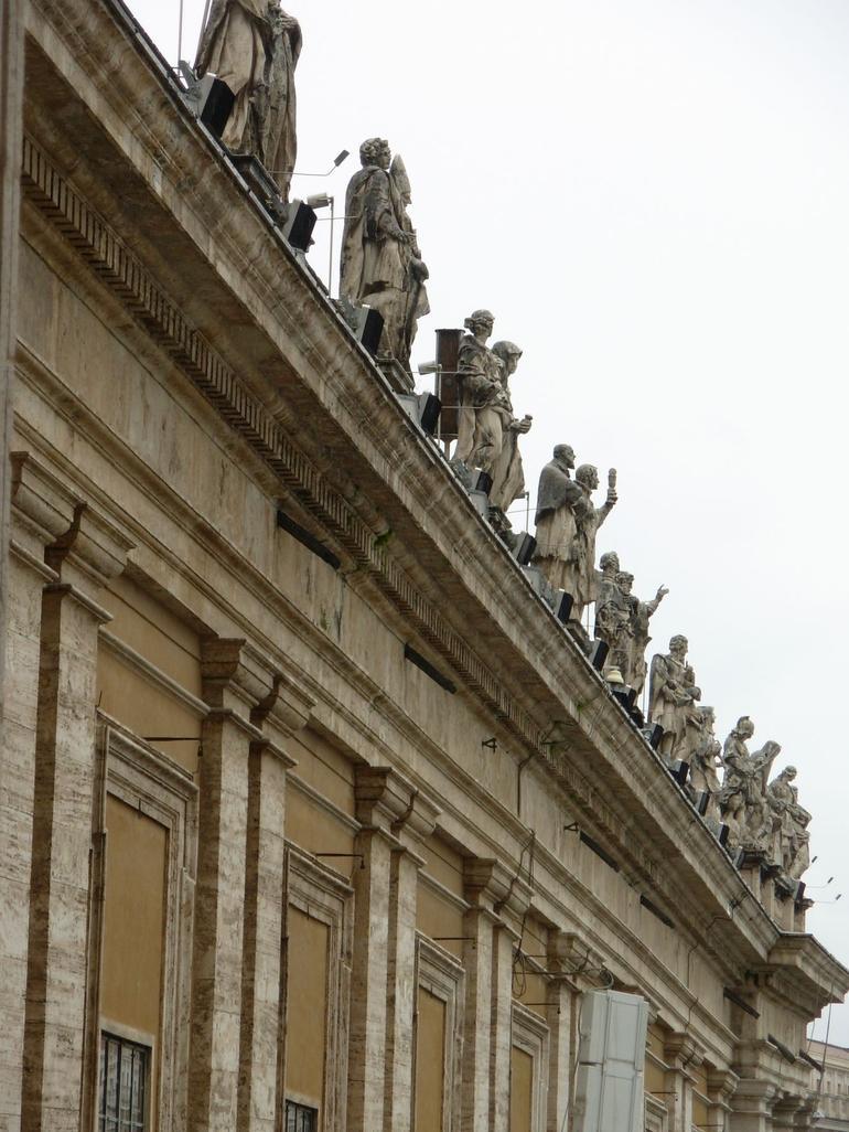 Bernini's Triumph - Rome