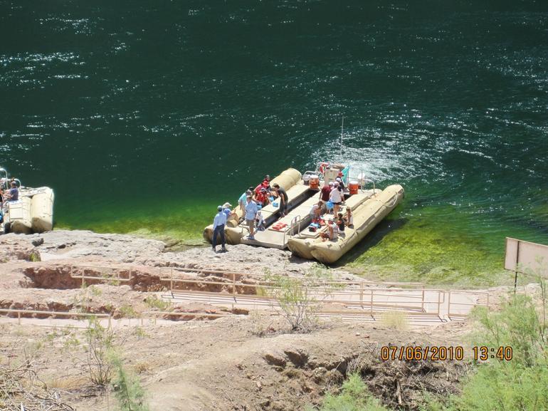 Black Canyon Rafting - Las Vegas