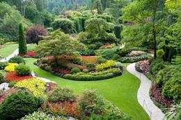 Butchart Gardens - May 2011