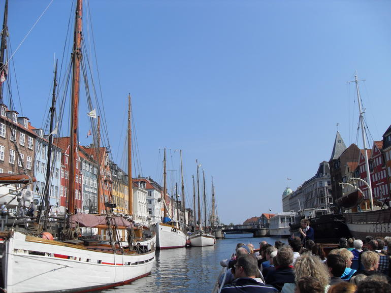 Canal cruise - Copenhagen