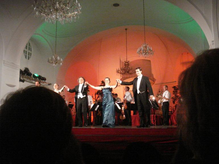 Concert at Schonbrunn Palace - Vienna