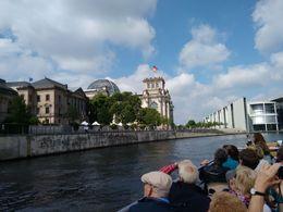 approche du Bundestag et de la Chancellerie , louis.vallee4 - June 2016