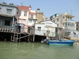 Fishing Village in Lantau Island , Riza M - October 2014