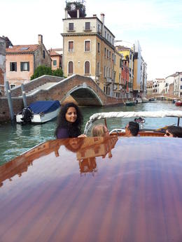 Wonderful Grand canal tour , Neha M - June 2012