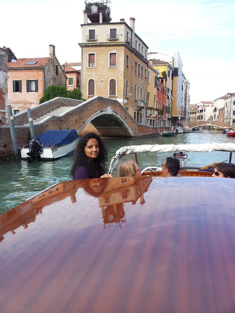 Hruda in Venice - Venice