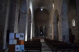 Inside Monastery in Besalu , Michelle Y - January 2015