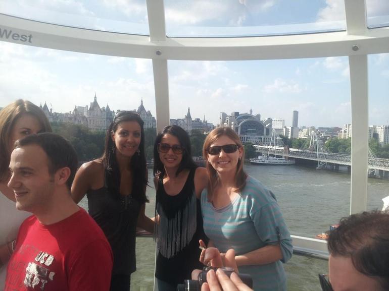 London Eye Champange Experience - London