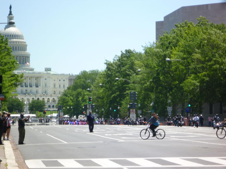 Motorcycles - Washington DC
