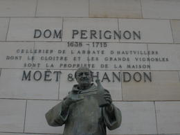 Outside Moet and Chandon - Dom Perignon , Brex-Anna - October 2012