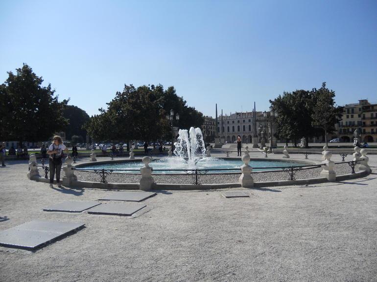 Padua - Rome