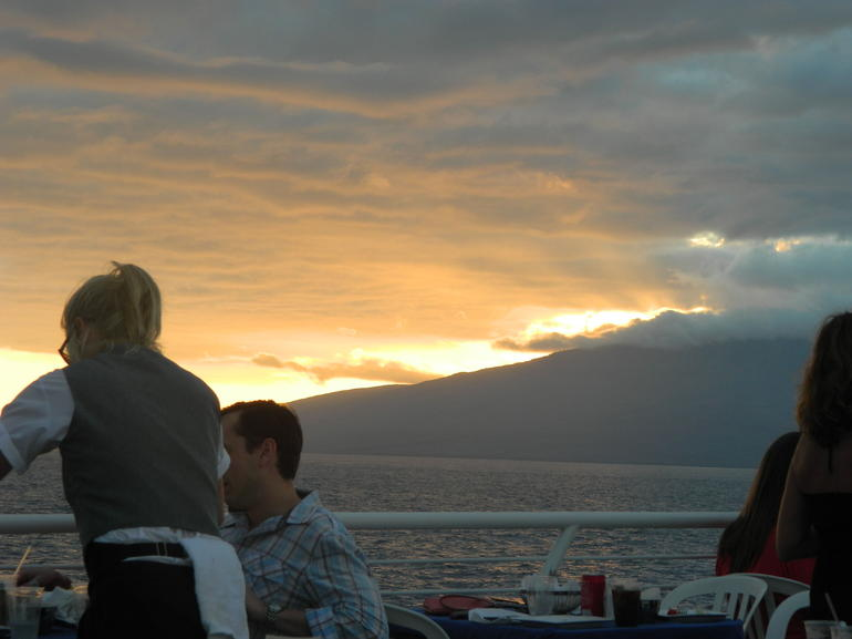 Maui Sunset Dinner and Dance Cruise from Lahaina Harbor photo 19