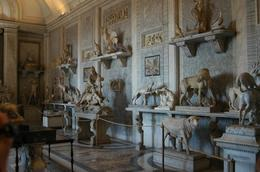 The animal room in the Vatican Museum., James H - July 2008
