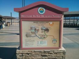 West Rim Grand Canyon pit stop , Venkata K - November 2013