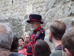 Yeoman Warder guide , Kevin W - May 2016