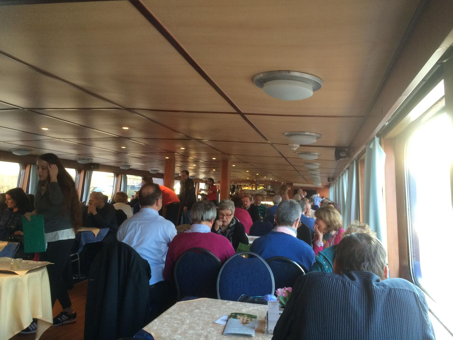 MORE PHOTOS, Prague Evening Cruise with Buffet-Style Dinner and Live Music