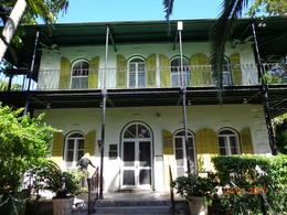 Maison d'Ernest Hemingway , Victoria83 - January 2017