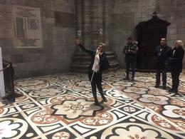 La guía en Il Duomo , José Luis F - February 2017