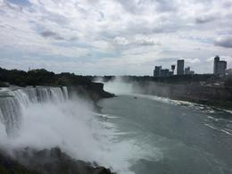 American Falls, Bridal Veil, and the Horseshoe Falls , Teresa S - July 2017
