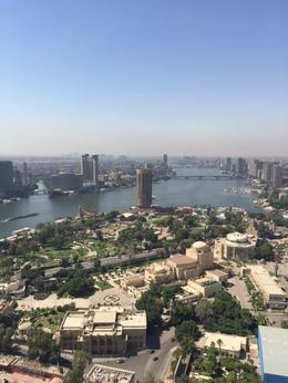 View from Cairo Tower , Joe - September 2017
