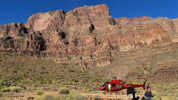 Landing spot in the canyon. , don - October 2017
