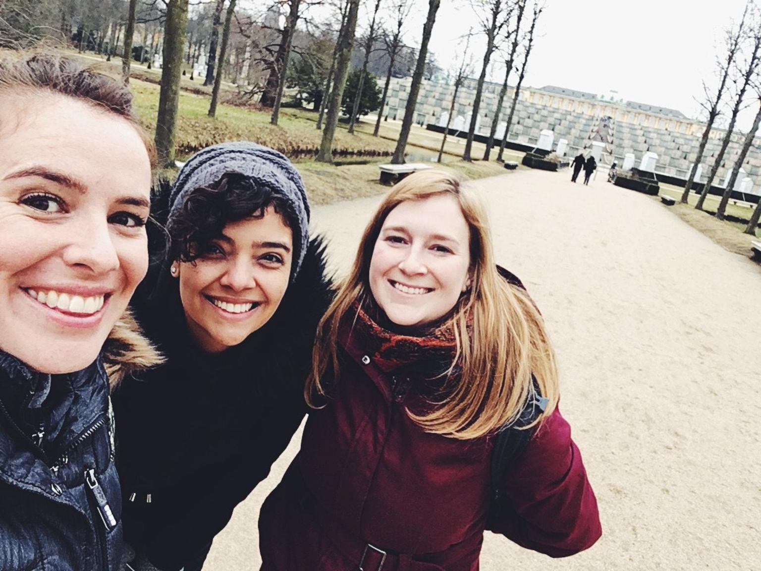 MAIS FOTOS, Excursão a pé na Cidade dos Imperadores em Potsdam