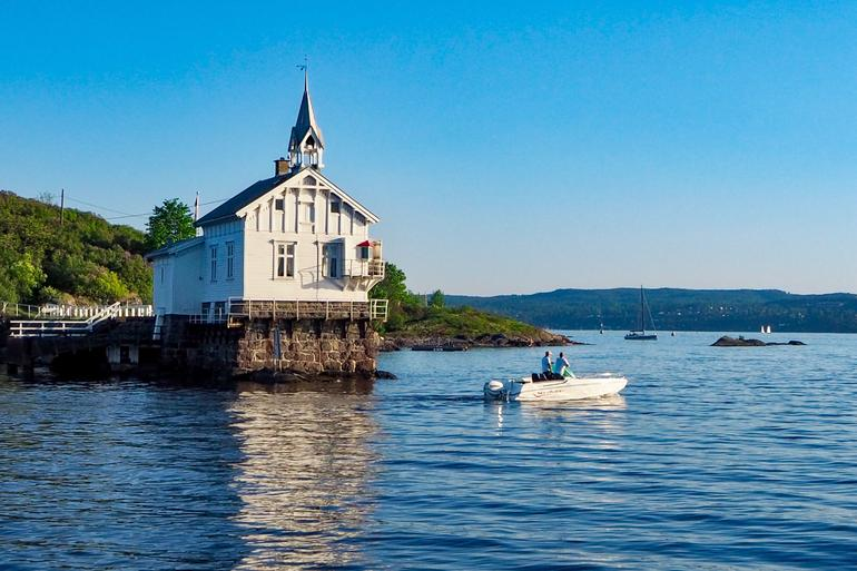 Oslo Fjord By Boat With Buffet & Norwegian Beer Tasting photo 18