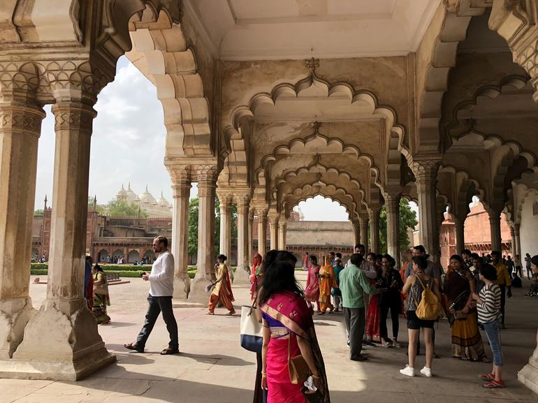 Delhi to Agra and Taj Mahal Private Day Trip by Express Train with Lunch photo 42