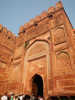 Agra Fort from our trip , Pavol A - December 2013