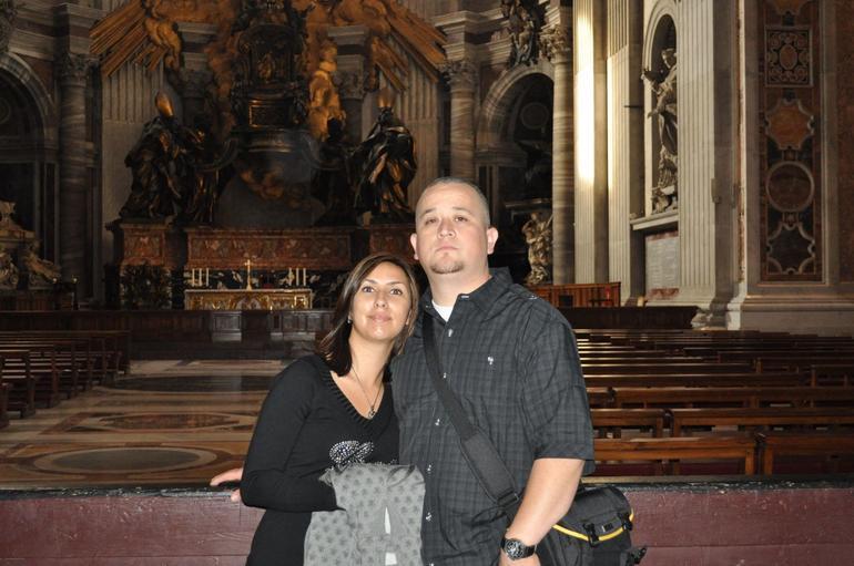 Alex & Erica - Rome