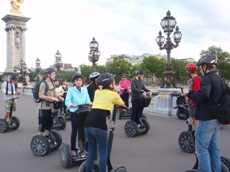 An AWESOME 4 hours on Segways in Paris! - Paris