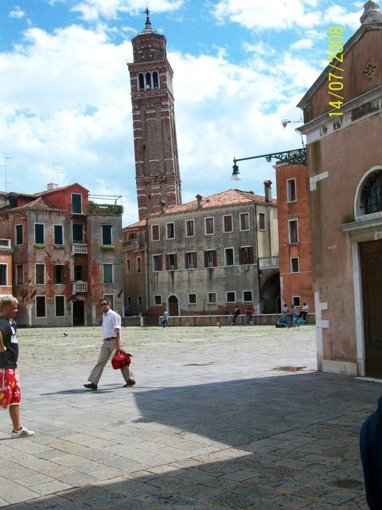 Another Square in Venice - Venice