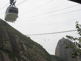 A cable car coming down!, Bandit - September 2011