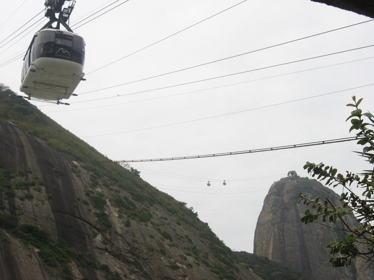 Cable Car 2.JPG - Rio de Janeiro