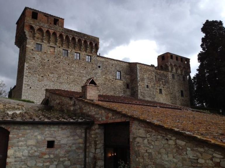 Castle - Florence