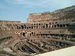 Inside the Colosseum , herrera208198 - July 2014