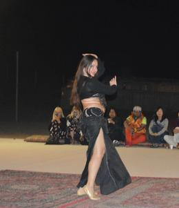 belly dancer , liina o - January 2014