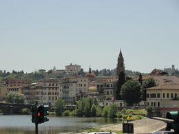 A view of Florence from the bus , Michelle L - June 2011