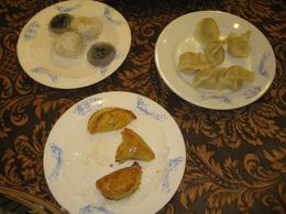Dumplings again - May 2012