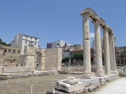 Ruinas del antiguo foto griego , Guillermito - August 2015