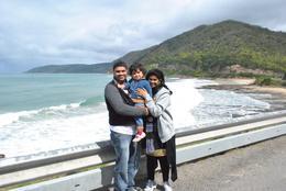 ME (PRASAD), My Daughter (HANNAH ANGELICA), my wife (DIVYA), PRASAD B - October 2010