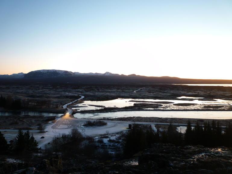 þingvellir - Reykjavik
