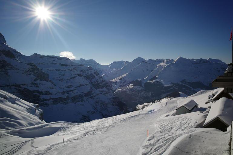 Jungfrau - Lucerne
