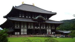 Todaiji Temple, Kyoto - December 2011